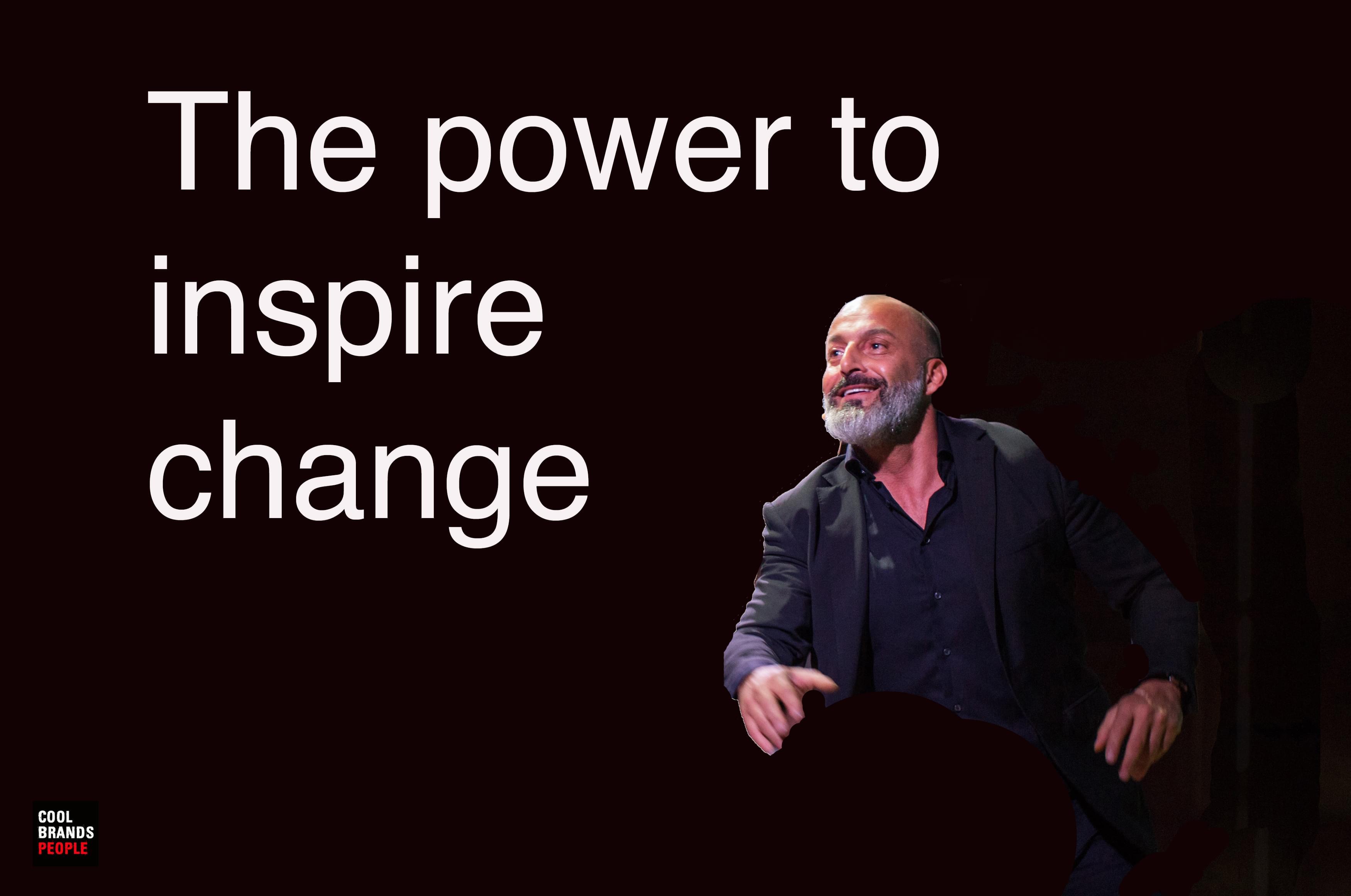 CoolBrands Influencers: Igor Beuker- Speaker | Entrepreneur | Futurist | Activist