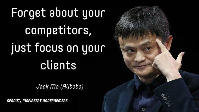 Jack Ma is a radical visionary Math Man - By Igor Beuker Keynote Speaker & Host