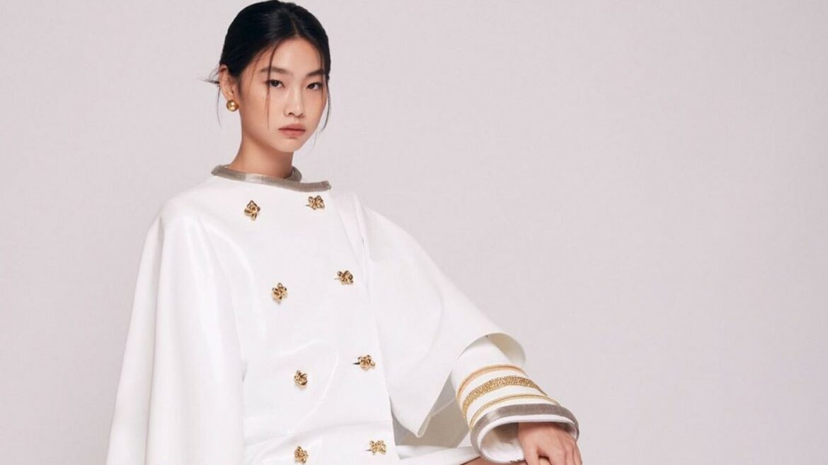Squid Game actress Ho Yeon-Jung signed by Luis Vuitton
