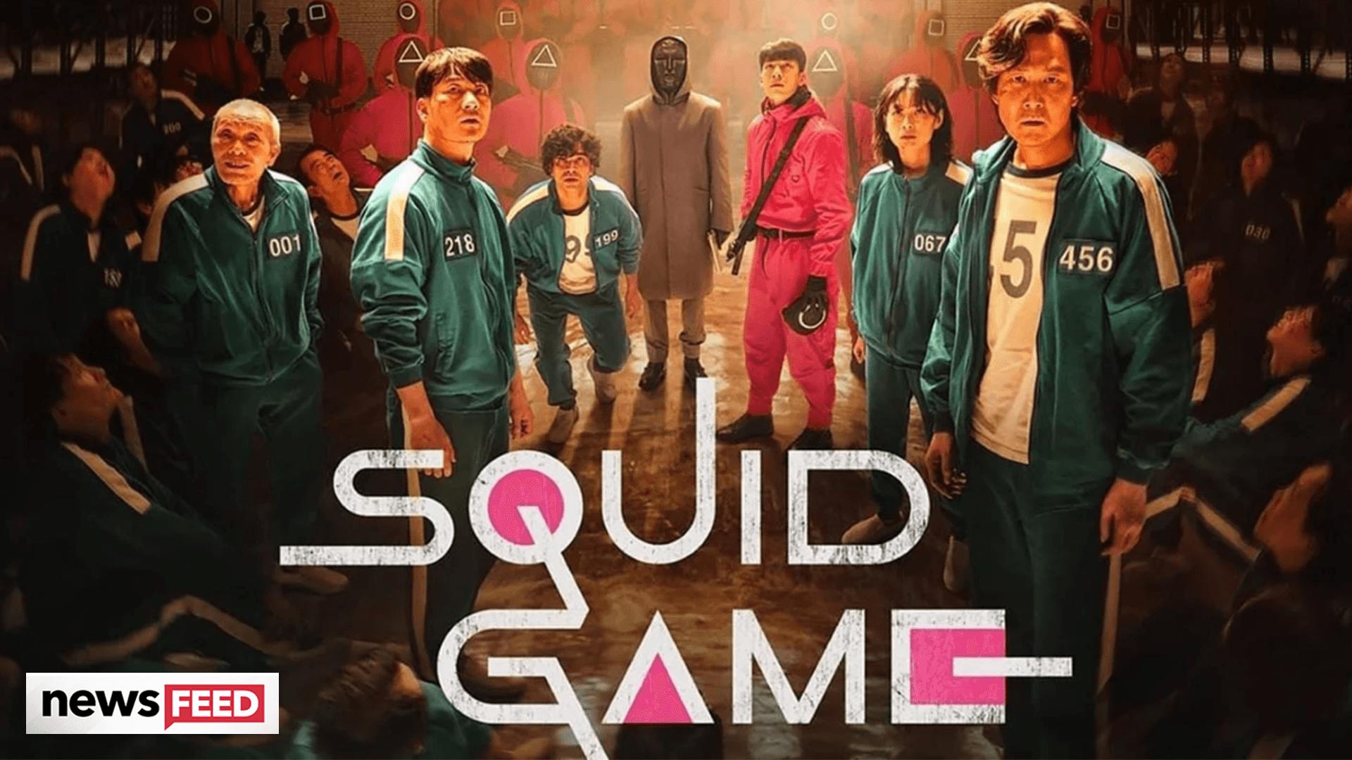 Squid Game - The Global Box Office Hit Netflix Needed - Bye Keynote Speaker Igor Beuker