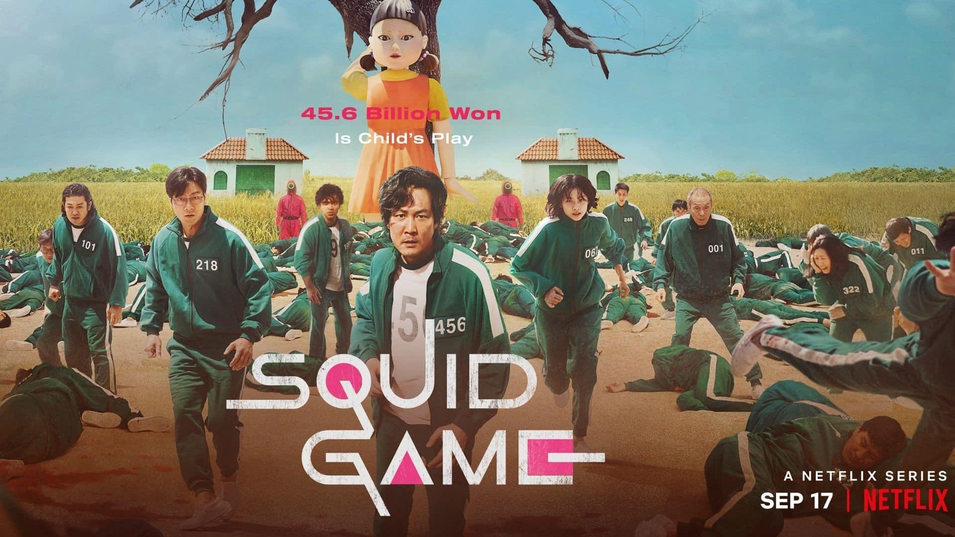 Squid Game: The Worldwide Box Office Hit Netflix Needed