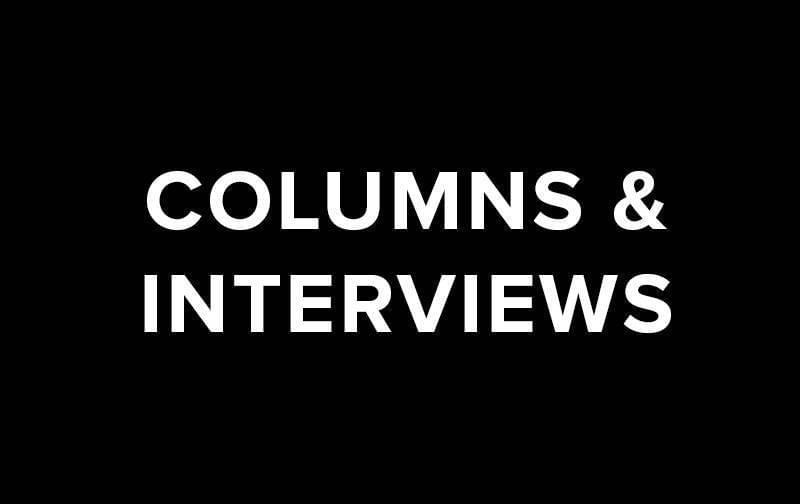 Igor Beuker Columns & Interview