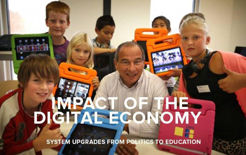 Igor Beuker talks about the impact of the digital economy